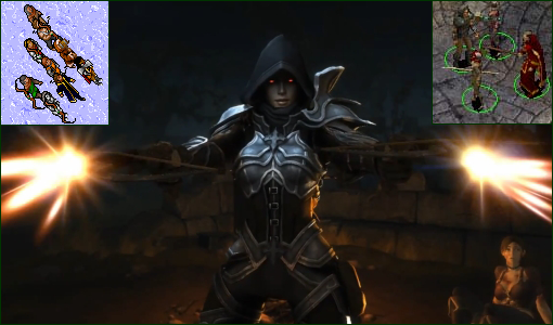 Diablo 3 Demon Hunter Class