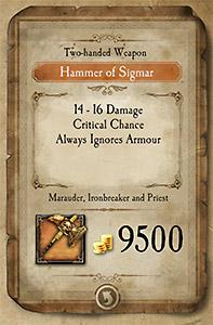 Hammer of Sigmar