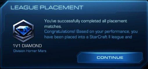 starcraft diamond league